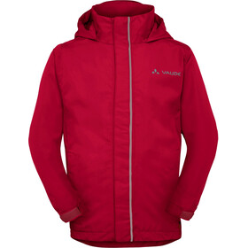 VAUDE Kids Escape Light II Jacket indian red